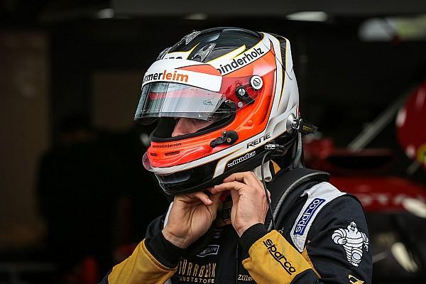 Биндер выиграл вторую подряд гонку Формулы V8 3.5 в Монце
