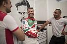 WTCC Monteiro hastaneden taburcu edildi