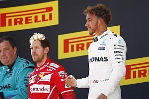 Формула 1 Новость Хэмилтон почувствовал в Испании злость Феттеля
