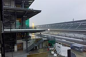 IndyCar Важливі новини Інді-500: кваліфікація відкладена через бурю