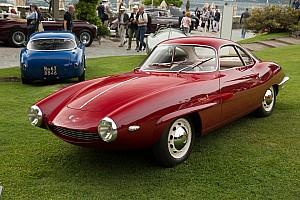 Vintage Ultime notizie L'Alfa Giulietta SS Prototipo del 1957 regina a Villa d'Este!