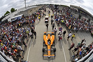 McLaren disputará la Indy 500 2019 con su propio equipo