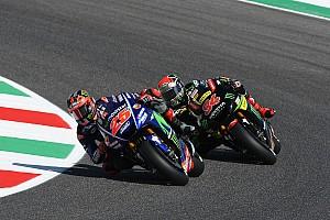 MotoGP Crónica de test Viñales extiende su dominio al warm up; Dovizioso, con un virus