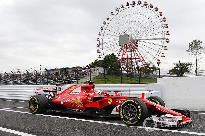 EL1 - Vettel marque les esprits, Sainz le mur