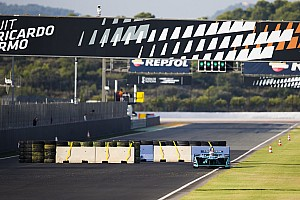 Formula E Breaking news Penambahan chicane di tes Formula E Valencia disambut positif