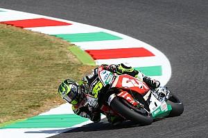 MotoGP Résumé d'essais libres EL2 - Crutchlow passe en tête, Viñales mord la poussière