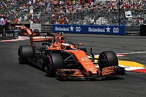 Formula 1 Special feature Vandoorne column: Monaco debut encouraging despite crashes