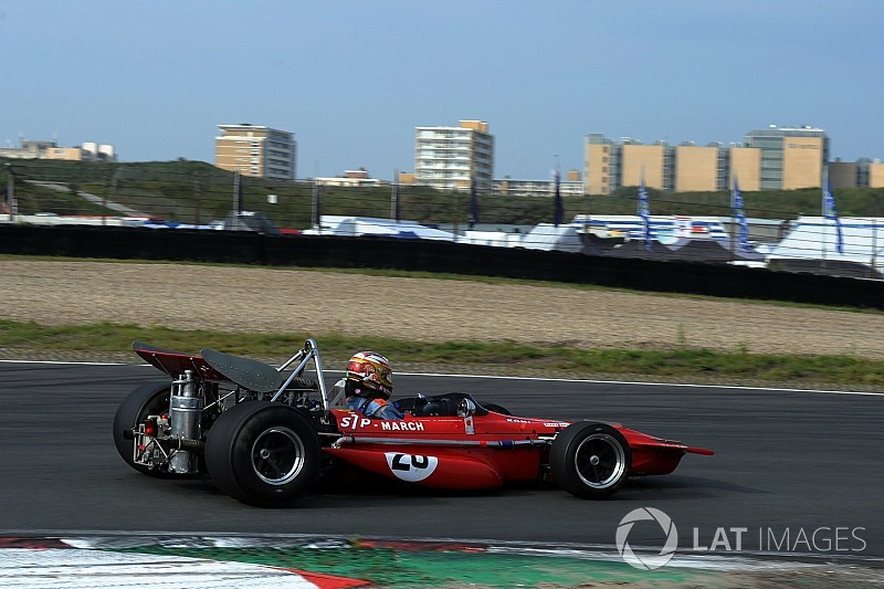 Ferrer overleden na ongeval Historic Grand Prix Zandvoort