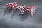 GALERI: Aksi pembalap pada MotoGP San Marino