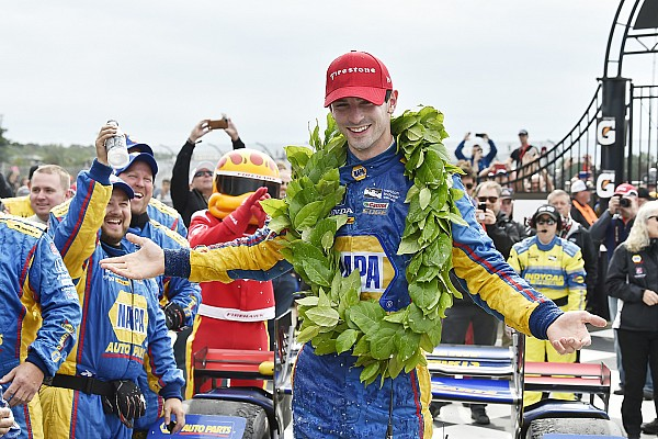 Rossi gana en Watkins Glen