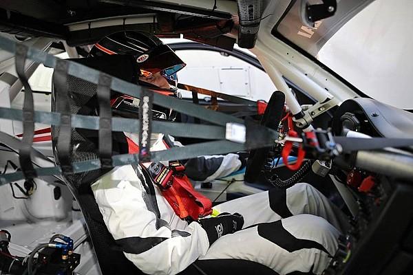 24H Series: Kubica ismerkedik a forgalommal Dubajban