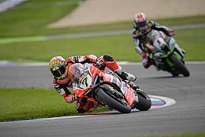 Superbike-WM Rennbericht Superbike-WM Lausitzring: Chaz Davies siegt auch am Sonntag