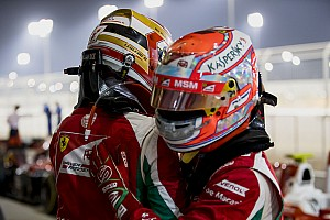 Formule 1 Actualités Les jeunes pilotes Ferrari en essais en Hongrie?