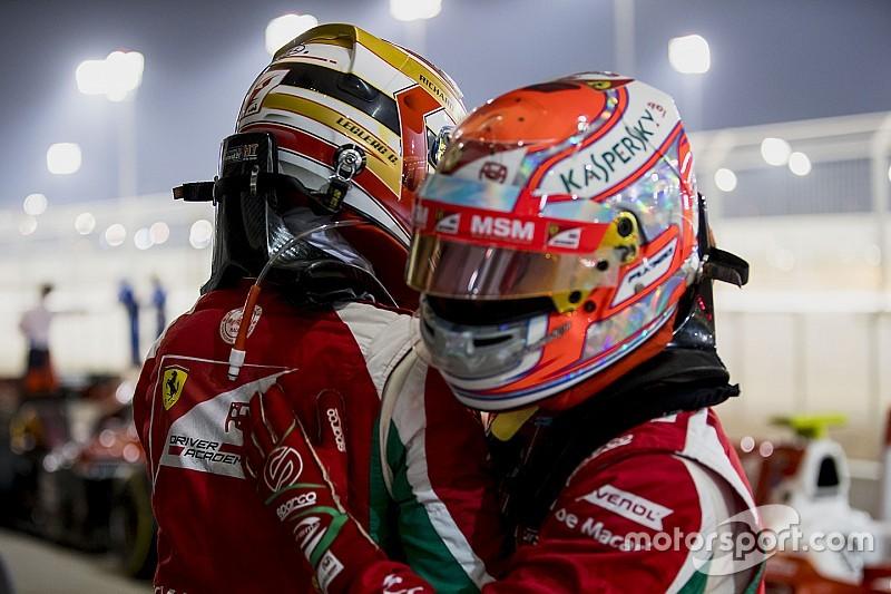 Les jeunes pilotes Ferrari en essais en Hongrie?