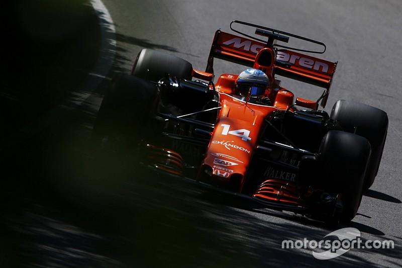 【F1】アロンソ「パワー不足を抜かせば、僕たちには競争力がある」