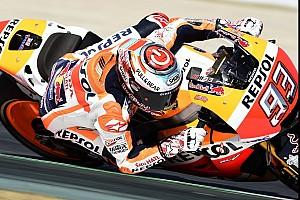 MotoGP Practice report Tes Catalunya: Marquez ungguli Vinales, Ducati absen