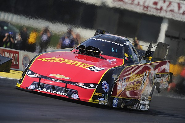 C. Force, Kalitta, Skillman and Krawiec all preliminary leaders at Mile-high NHRA Nationals