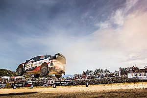 WRC Artículo especial Lappi ya brilla en el WRC