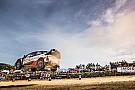 WRC Lappi ya brilla en el WRC