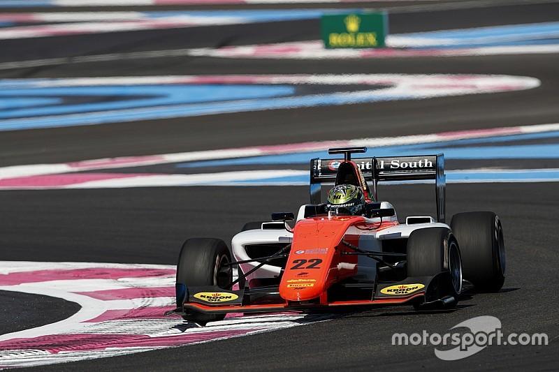 GP3'te Boccolacci diskalifiye edildi, zafer Hubert'ın