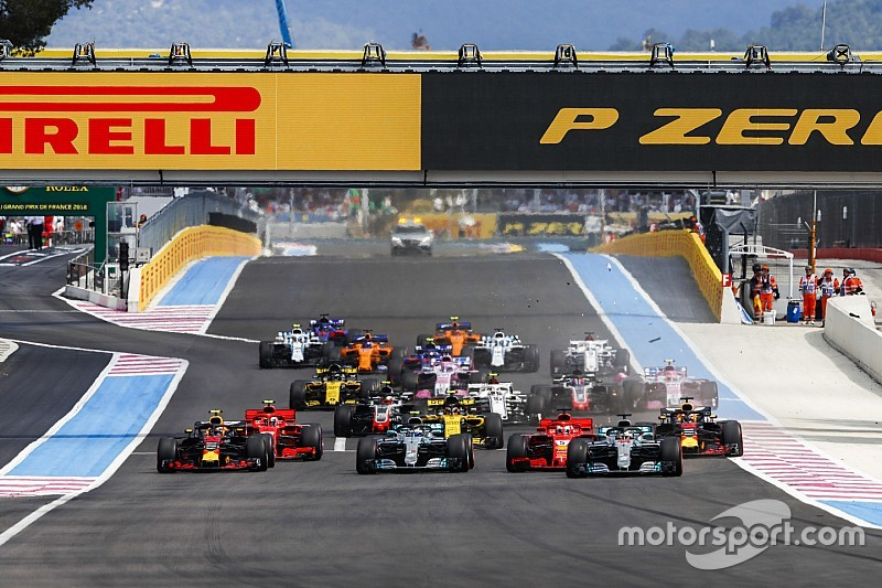 F1 says triple-header would only return for flyaways