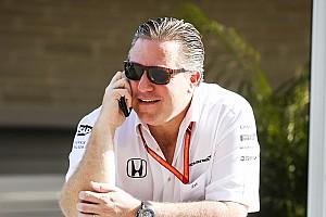 Браун: Наступний рік для McLaren - критичний