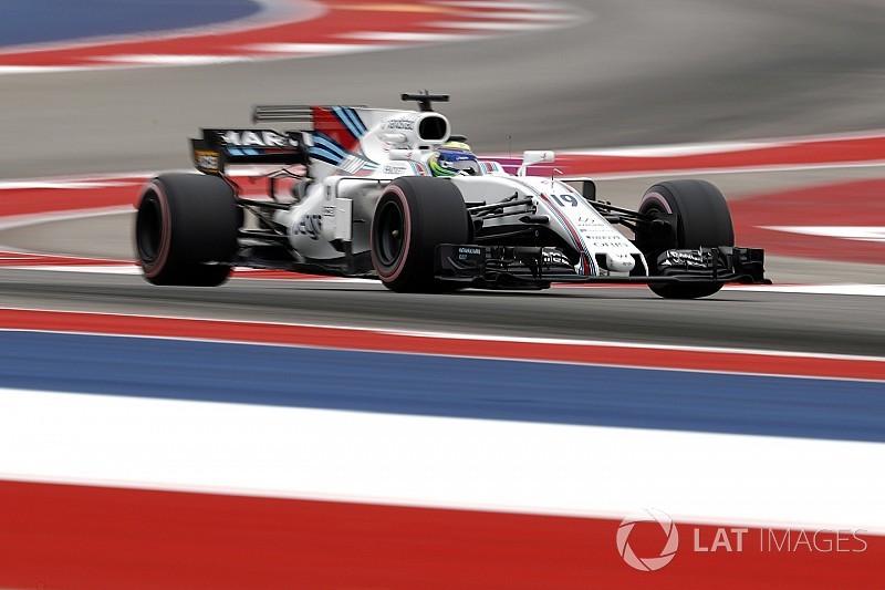 Williams recebe nova punição por violar regras dos pneus