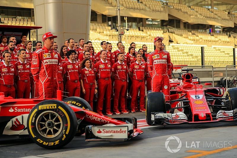 Die Qualifying-Duelle der Formel-1-Saison 2017