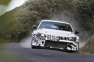 دبليو آر سي أخبار عاجلة دبليو آر سي: فولكسفاغن تُكمل الاختبار الأوّل لسيارتها الجديدة