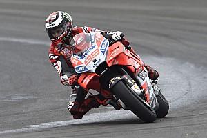 MotoGP Últimas notícias Lorenzo: Apesar de mau começo, estou melhor que em 2017