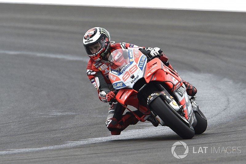 Lorenzo: Kötü başlangıca rağmen 2017'den daha iyiyim