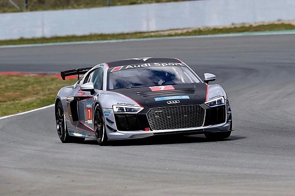 Hazai Motorsport.com hírek Keszthelyi Vivien és az Audi R8 LMS: