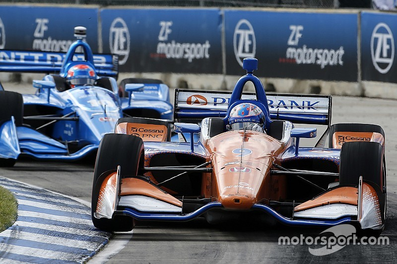 Ganassi has no plans to re-expand IndyCar team