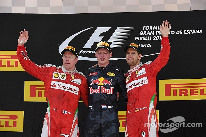 In beeld: De twintig podiumplaatsen van Max Verstappen
