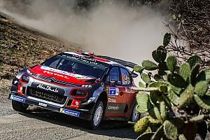 WRC Etappenbericht WRC Rallye Mexiko 2018: Sebastien Loeb kämpft sich heran