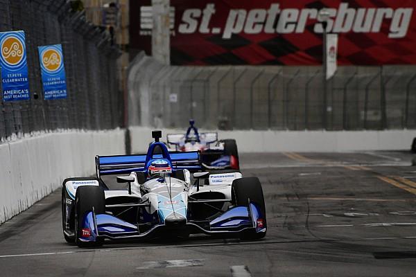 IndyCar インディカー開幕戦、佐藤琢磨は予選5番手。ルーキーまさかのPP奪取