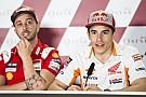MotoGP Pour Márquez, la 1re ligne aurait la saveur d'une pole