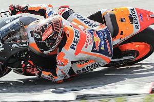 MotoGP Últimas notícias Márquez inicia conversas para renovar com a Honda
