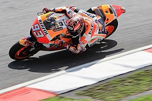 """MotoGP Noticias Márquez: """"Empezamos mejor que el año pasado"""""""