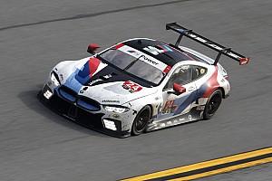 IMSA Nieuws Catsburg tevreden over productief debuut van BMW M8 GTE