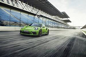 Auto Actualités Porsche 911 GT3 RS : toujours plus forte!