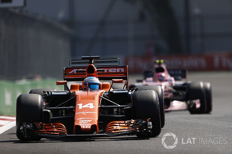 Force India considera a McLaren-Renault como una amenaza