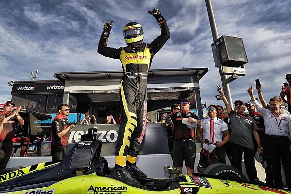 IndyCar Phoenix: Bourdais troeft Penske-trio af voor pole