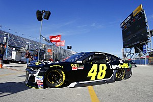 NASCAR Cup Breaking news Jimmie Johnson isn't retiring anytime soon