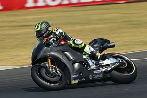 MotoGP Reporte de pruebas Crutchlow terminó adelante en el estreno del MotoGP en Buriram
