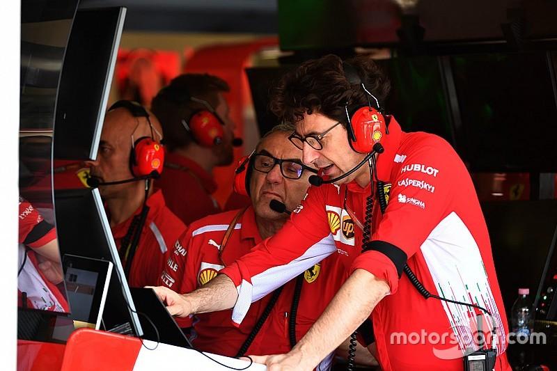 Presiden Ferrari bantah ada pergolakan internal