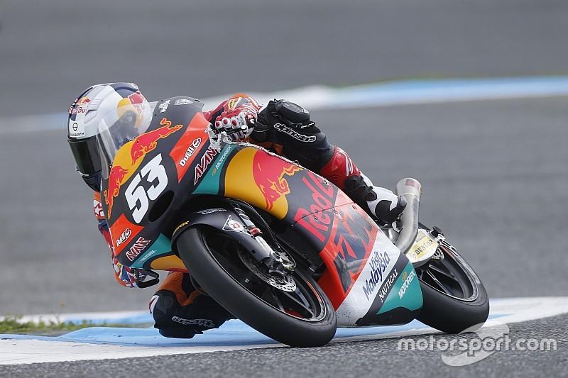 CEV Moto3: Raul Fernandez zafere ulaştı, Deniz Öncü puan aldı