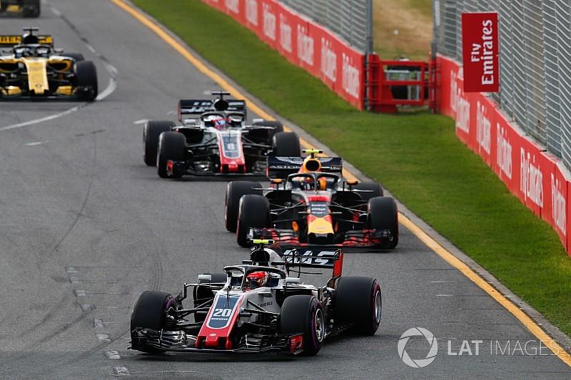 Magnussen: F1
