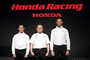 スーパーGT 速報ニュース ホンダ山本MS部長「バトン加入は、他のドライバーの良い刺激になる」