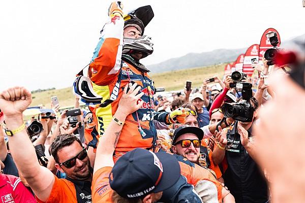 Dakar Dakar 2018: Walkner scores KTM's 17th straight win
